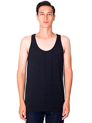 american-apparel-men-50-50-tank-size-s-black