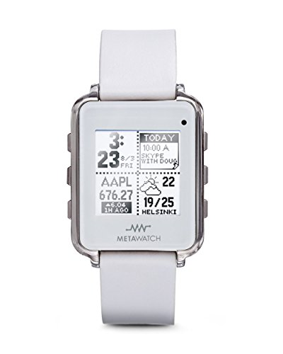 Meta Watch Ltd MW3001 Frame-white