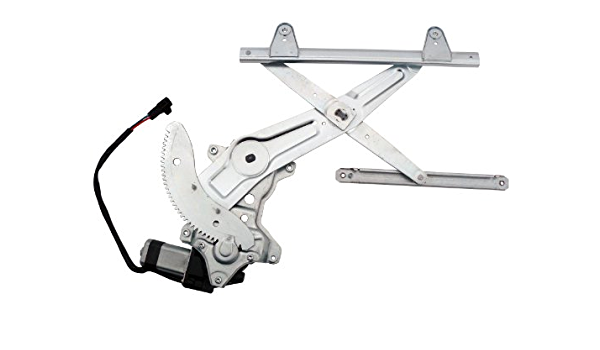 Power Window Motor and Regulator Assembly-Window Assembly Front Left ACI//Maxair
