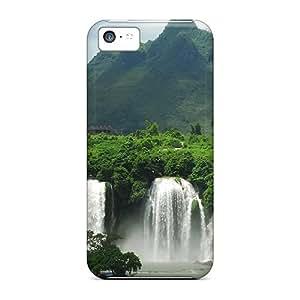 Cute High Quality Iphone 5c Beautiful Ban Gioc Falls Case