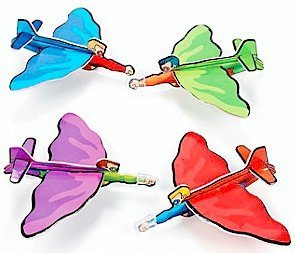 Superhero Gliders by Fun Express