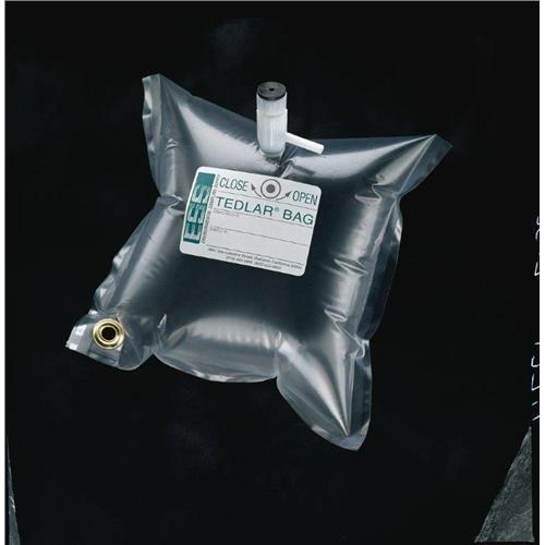 (1 Liter Tedlar Air Bag 10/CS)
