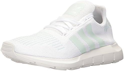 38625e251ed adidas Originals Women's Swift W Running-Shoes,WHITE/GREY ONE/ICE ...