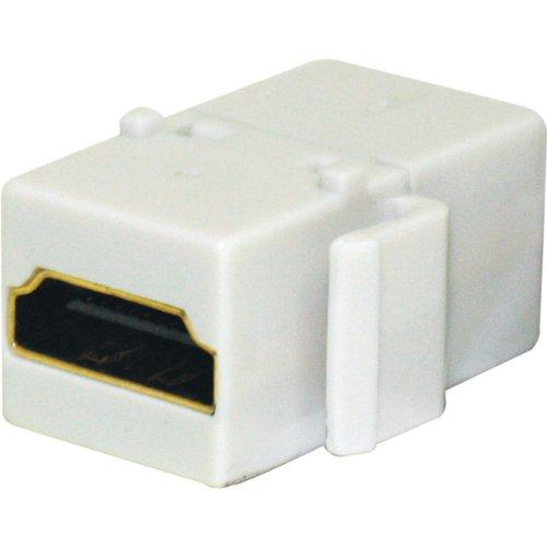 Steren Keystone HDMI Modular Insert - White