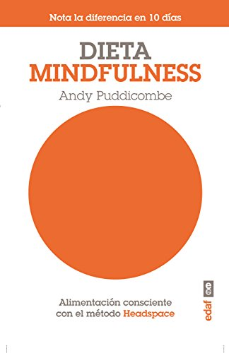 Book cover from Dieta Mindfulness (Spanish Edition) by Andy Puddicombe