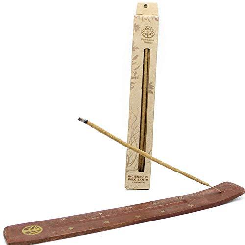 - Premium Palo Santo Incense Sticks from 100% Peruvian Palo Santo - Handmade