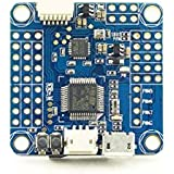 New Betaflight F3 AIO V1.1 Flight Controller with Integrated OSD Barometer Support SD Card By KTOY