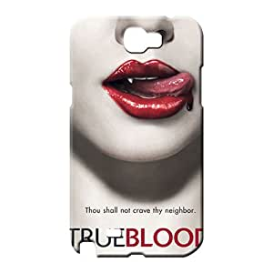 samsung note 2 Highquality Scratch-free Perfect Design mobile phone carrying skins true blood