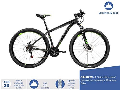 fd8186c40 Bicicleta Caloi 29 A18