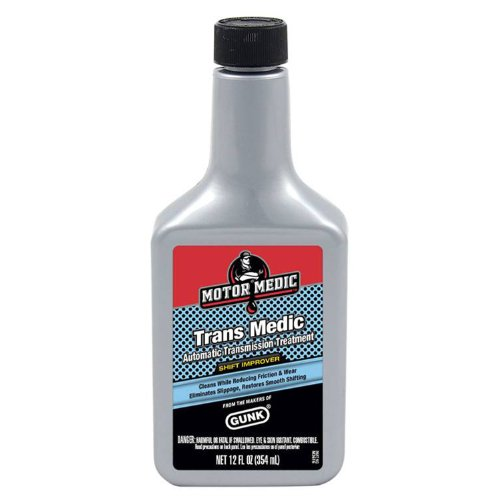 Niteo Motor Medic M3616 Trans Medic Automatic Transmission Treatment & Shift Improver - 12 oz.
