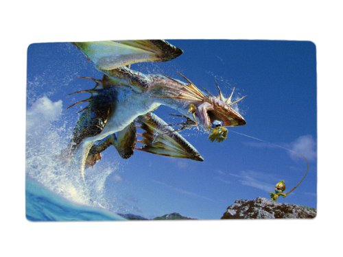 A Wide Variety of Monster Hunter MH Game Characters Desk & Mouse Pad Table Play Mat (Plesioth)