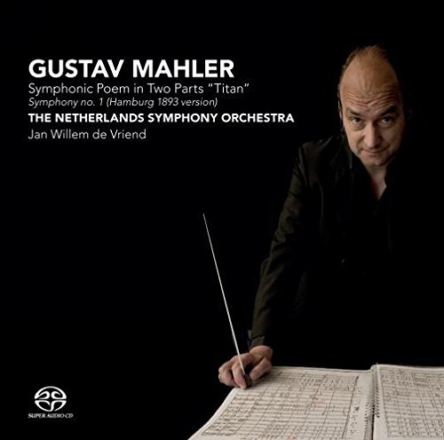 SACD : Jan Willem de Vriend - Symphonic Poem Titan (Hybrid SACD)