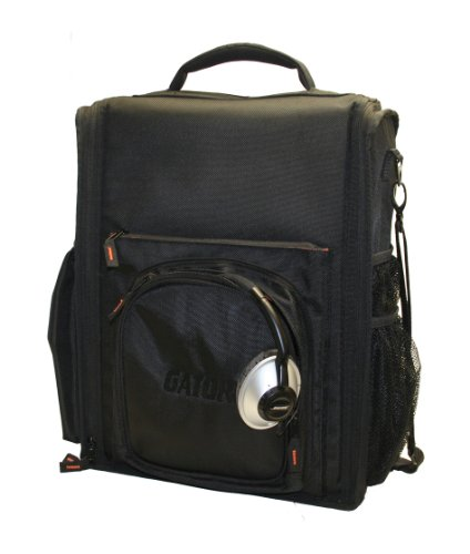 Gator G-CLUB CDMX-12 G-CLUB Bag for Large CD Players or 12-Inch (Gemini Digital Cd Player)
