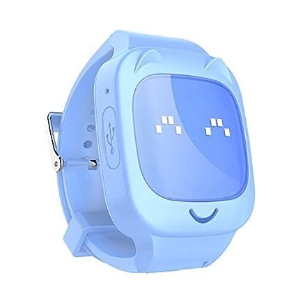 turnmeon Baby Smart Watch para niños con GPS - Perdidos ...