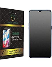 For Samsung Galaxy A22 Nano Ceramic Screen Protector anti fingerprint anti shock by what's mob - clear