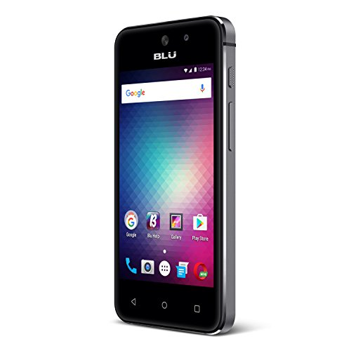 BLU V050Q GRAY Vivo Mini with 8GB Memory Cell Phone (Unlocked)