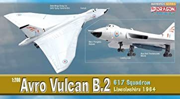 617 Squadron Lincolnshire 1964 Dragon Models 1//200 Avro Vulcan B.2