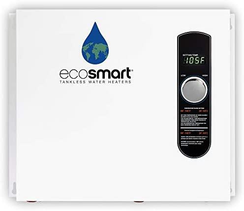 Return Item EcoSmart ECO 11 13kw Electric Tankless Water Heater