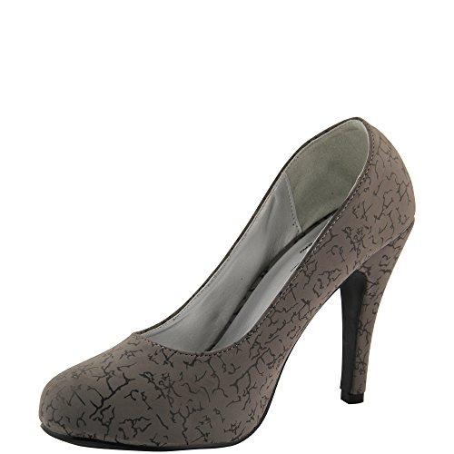 Rasalle Paris - Plataforma Mujer Gris - gris
