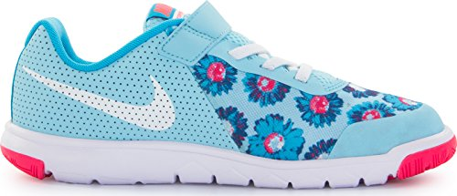 Nike, Sneaker bambine turchese turchese