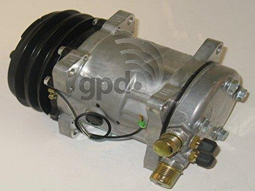 Global Parts 6511421 A/C Compressor (Mazda 626 A/c Compressor)