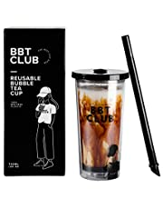 Bubble Tea Club's Reusable Boba Cup (Black)