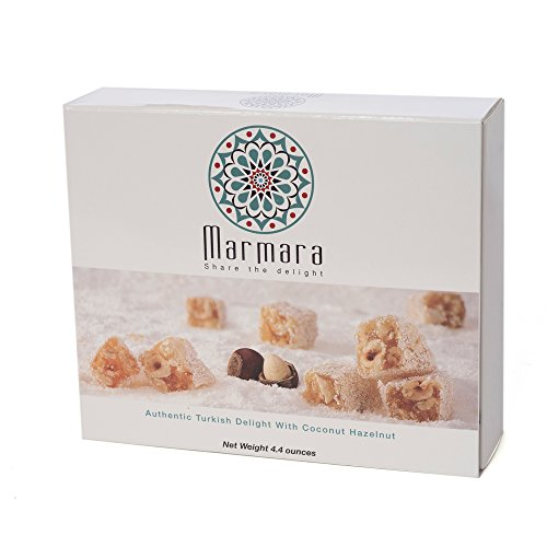 Marmara Authentic Turkish Confectionery Hazelnut