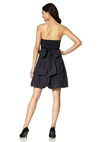 Bruno Abendkleid schwarz Kleid Ballonkleid Banani rE4Yw1qr