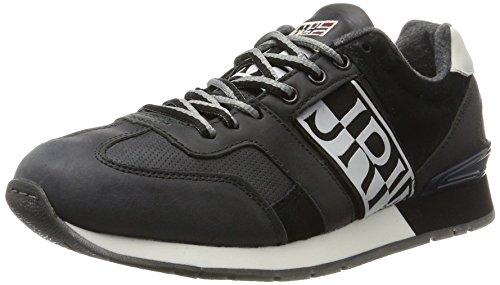 Sneaker Nero Napapijri Uomo nero Rabari X15Uxg dc03f3de9b9
