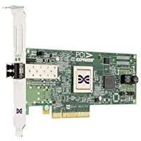 EMC LPE12000-E Emulex LightPulse LPe12000 - Host bus adapter - PCI Express 2.0 x8 low profile - 8Gb Fibre Channel - for Dell PowerEdge 1950, M610, M710, M805, M905, R610, R710, R905, T610, CLARiiON AX4, CX4