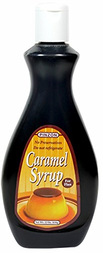Flan Caramel Syrup. 22 oz botella: Amazon.com: Grocery ...