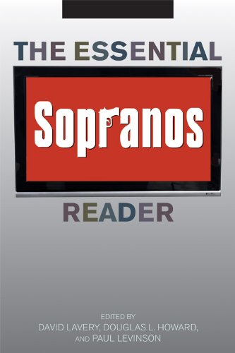 The Essential Sopranos Reader (Essential Reader Contemporary Media and Culture) by Lavery David Howard Douglas L Levinson Paul