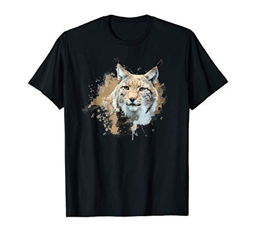 (Mens Lynx T Shirt XL Black)