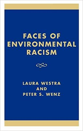 Book Faces of Environmental Racism