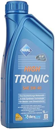 Aral Hightronic 5w 40 1 Liter Auto