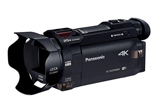 파나소닉 4K 비디오 카메라 64GB  HC-WXF990M