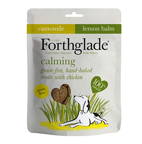 Forthglade Hand Baked Treats with Salmon/Glucosamine and Chondroitin 1
