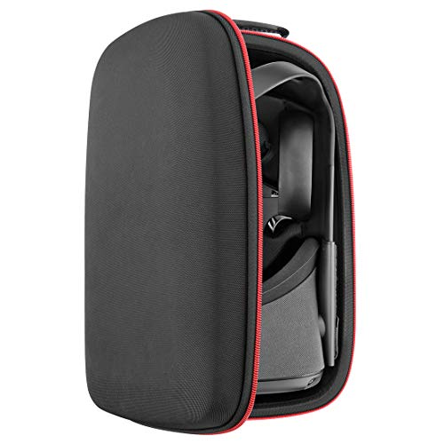 Geekria Hard Carrying Case, Compatible with Oculus Quest VR Gaming Headset and Controllers Accessories / Protective…
