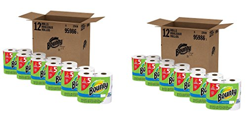 bounty-select-a-size-paper-towels-white-huge-roll-daxrvp-2pack-12-huge-rolls
