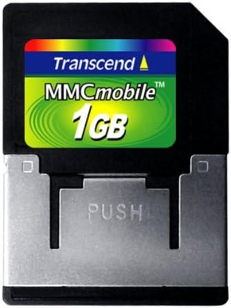 Transcend TS1GRMMC4 - Tarjeta de Memoria MMC Mobile de 1 GB ...