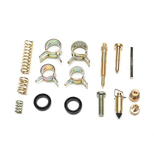 FD620 FD620D Carburetor Rebuild Kit for John Deere 345/425 / 445 Rebuild  MIA11386 MIA12362 AM118872 Carburetors