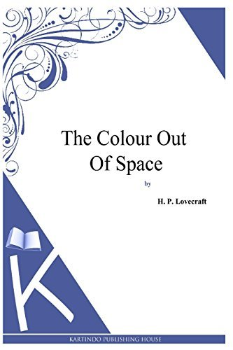 The Colour Out Of Space by Lovecraft H. P. (2013-12-23) Paperback