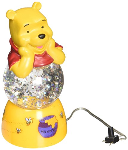 (Westland Giftware Resin and Acrylic Sparkler, 35 mm, Winnie The Pooh)