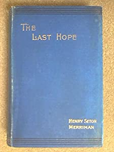 Hardcover The last hope Book
