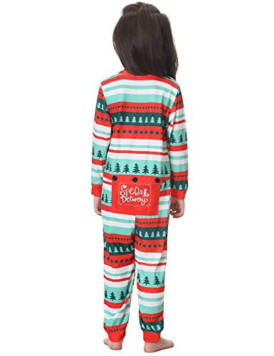 de dormir de algod Navidad Aibrou Ropa Pijamas Familia OHWUv8I