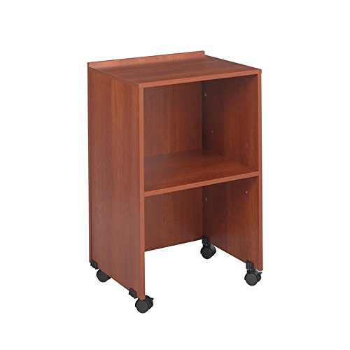 Lectern Base/Media Cart - Cherry Electronics, Accessories, Computer