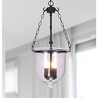 Jojospring Antique 3-light Lantern Chandelier