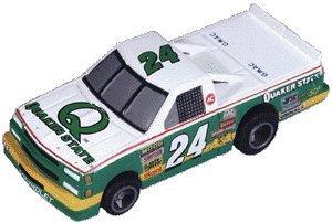 LIFE-LIKE RACING #9741 - H.O. SCALE FAST TRACKERS #24 QUAKER (Life Like Ho Racing)