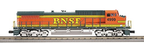 MTH 1:48 O Scale Dash-9 Diesel Engine BNSF Cab #4635 Model #20-2268-1