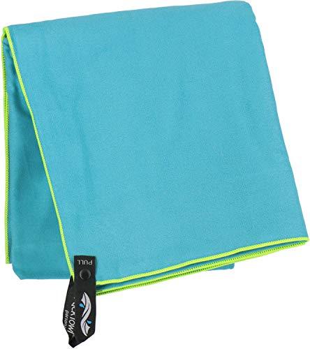 PackTowl Personal Microfiber Towel, Agave, Beach- 36 x 59-Inch